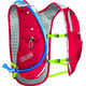 CamelBak Circuit Trinkrucksack Weste Crimson Red/Lime Punch